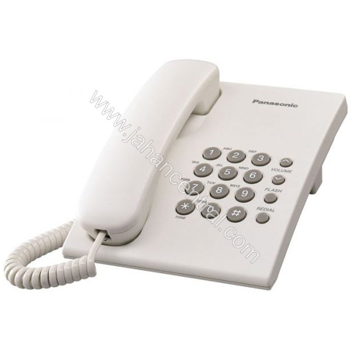 تلفن رومیزی آنالوگ پاناسونیک مدل KX-S500