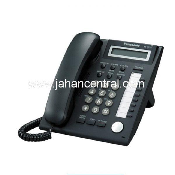 تلفن سانترال پاناسونیک مدل KX-NT321 2