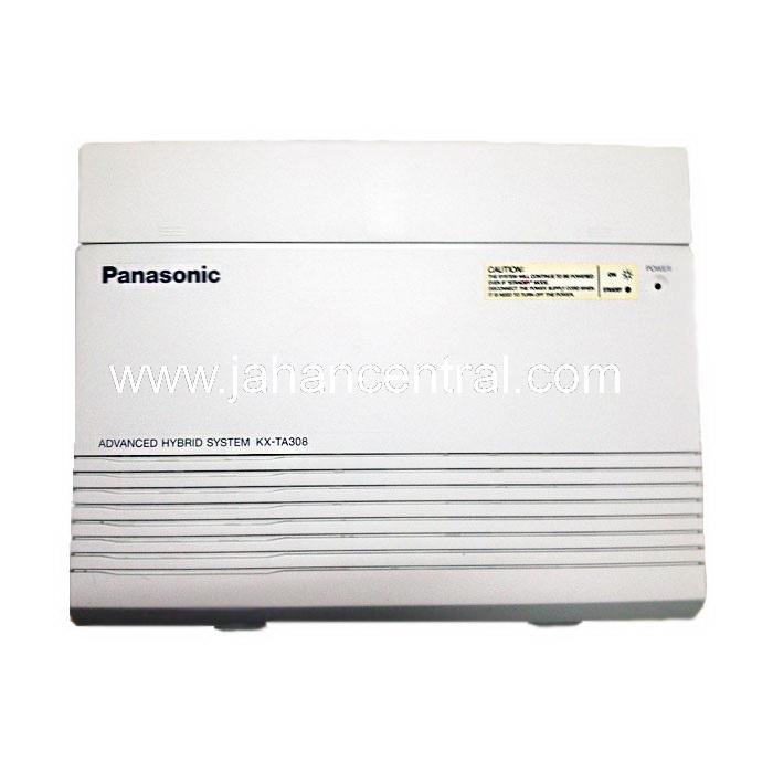 دستگاه سانترال پاناسونیک مدل KX-TA308