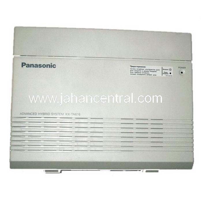دستگاه سانترال پاناسونیک مدل KX-TA616