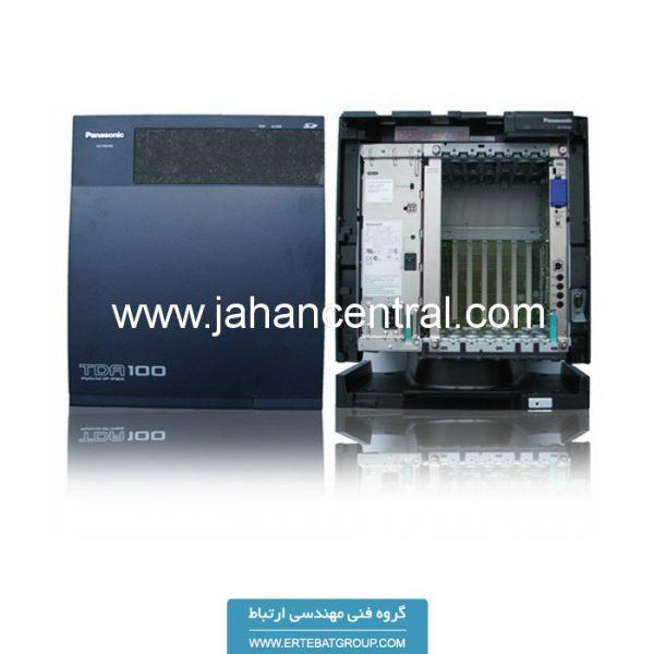 دستگاه سانترال پاناسونیک مدل KX-TDA100 2