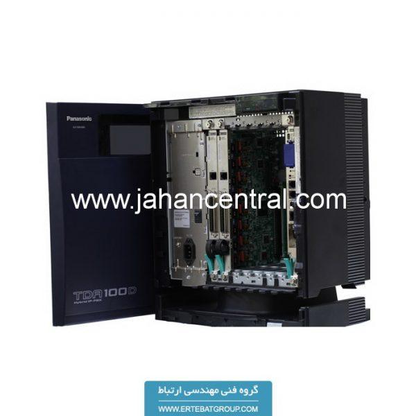 دستگاه سانترال پاناسونیک مدل KX-TDA100DBA 2