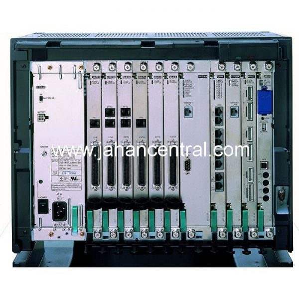 دستگاه سانترال پاناسونیک KX-TDA600 - 2