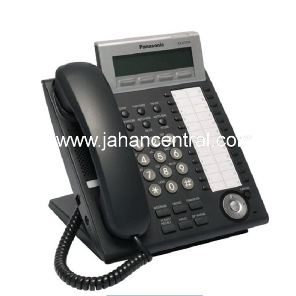 Panasonic KX-DT343 PBX Phone 2