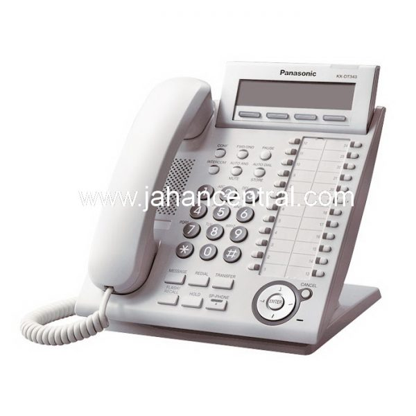 Panasonic KX-DT343 PBX Phone