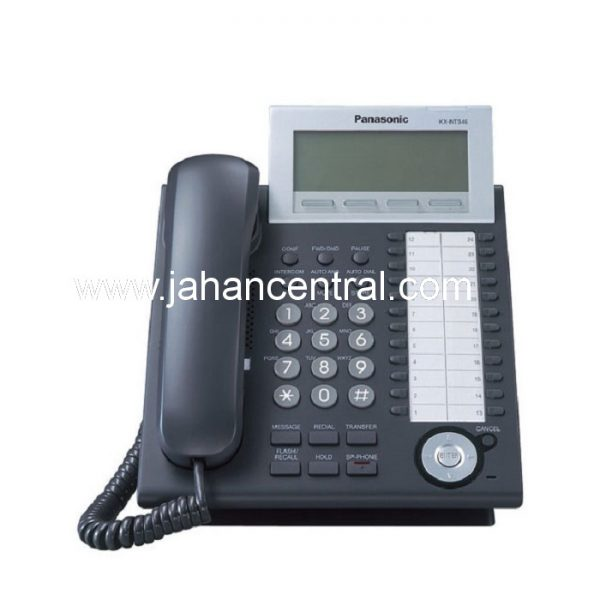 تلفن سانترال پاناسونیک مدل KX-NT346 2