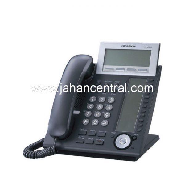 تلفن سانترال پاناسونیک مدل KX-NT366 2