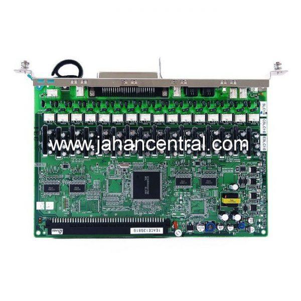 کارت خط داخلی سانترال مدل KX-TDA0174 2