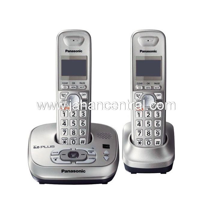 تلفن بیسیم پاناسونیک مدل KX-TG4222