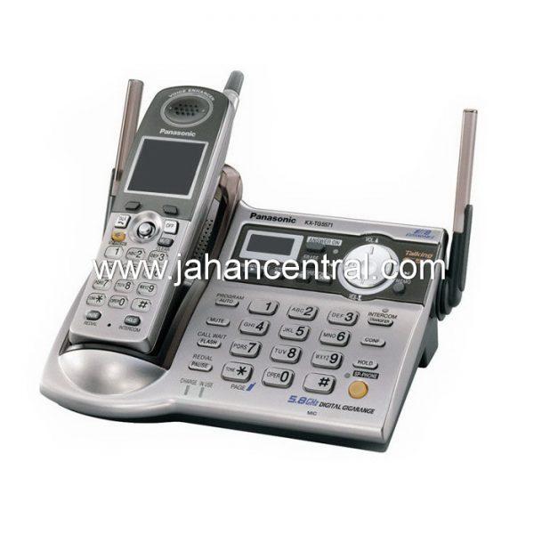 تلفن بیسیم پاناسونیک مدل KX-TG5571