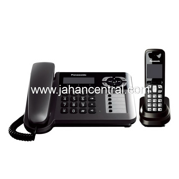 تلفن بیسیم پاناسونیک مدل KX-TG6461