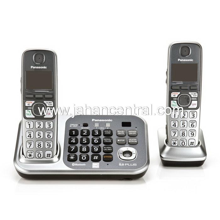 تلفن بیسیم پاناسونیک مدل KX-TG7742
