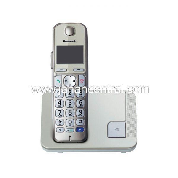 تلفن بیسیم پاناسونیک مدل KX-TGE210 2