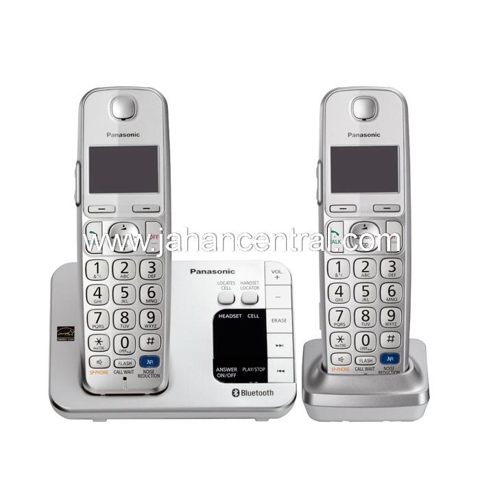 تلفن بیسیم پاناسونیک مدل KX-TGE262