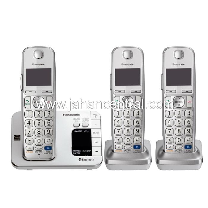 تلفن بیسیم پاناسونیک مدل KX-TGE263