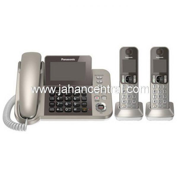 تلفن بیسیم پاناسونیک مدل KX-TGF352