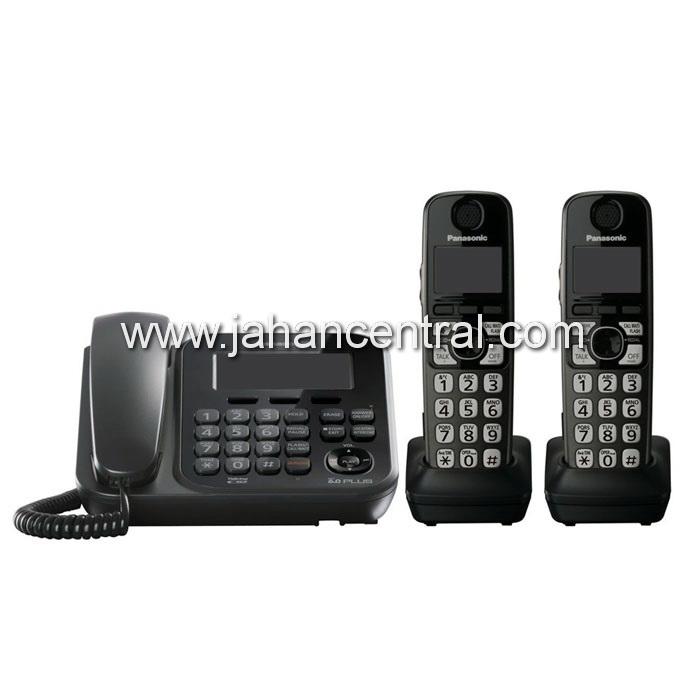 تلفن بیسیم پاناسونیک مدل KX-TG4772