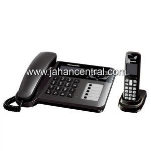 تلفن بیسیم پاناسونیک مدل KX-TG6458