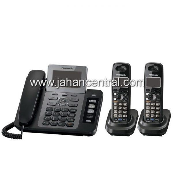 تلفن بیسیم پاناسونیک مدل KX-TG9472 2