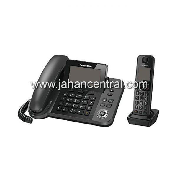 تلفن بیسیم پاناسونیک مدل KX-TGF310 2