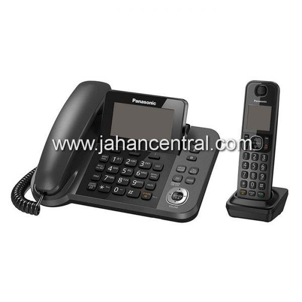 تلفن بیسیم پاناسونیک مدل KX-TGF320 2