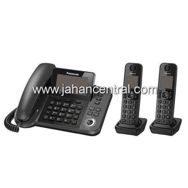 تلفن بیسیم پاناسونیک مدل KX-TGF322 2