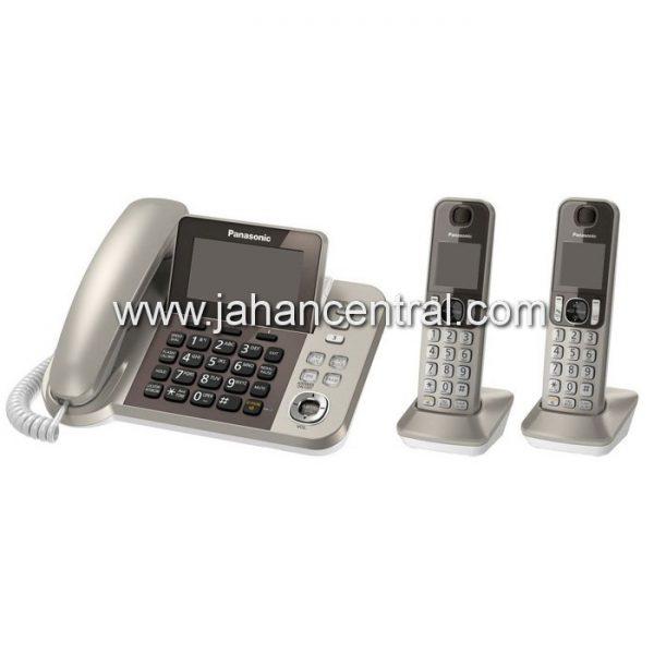 تلفن بیسیم پاناسونیک مدل KX-TGF352 2