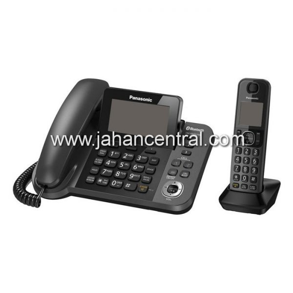 تلفن بیسیم پاناسونیک مدل KX-TGF380 2